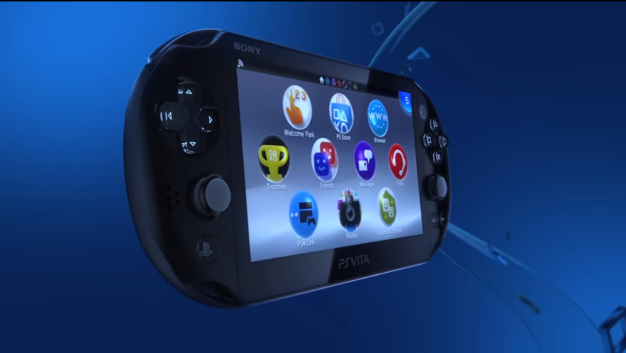 How to update system software on PS Vita