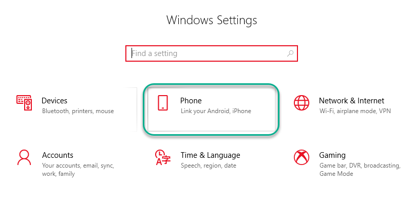 How to link your iPhone or Android to Windows 10