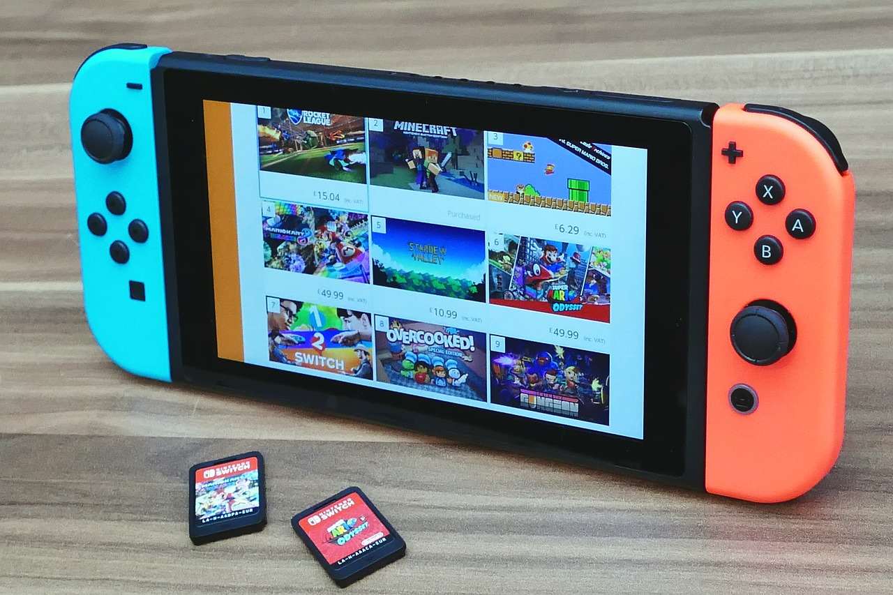 607 Nintendo Switch Games: Action and Adventure