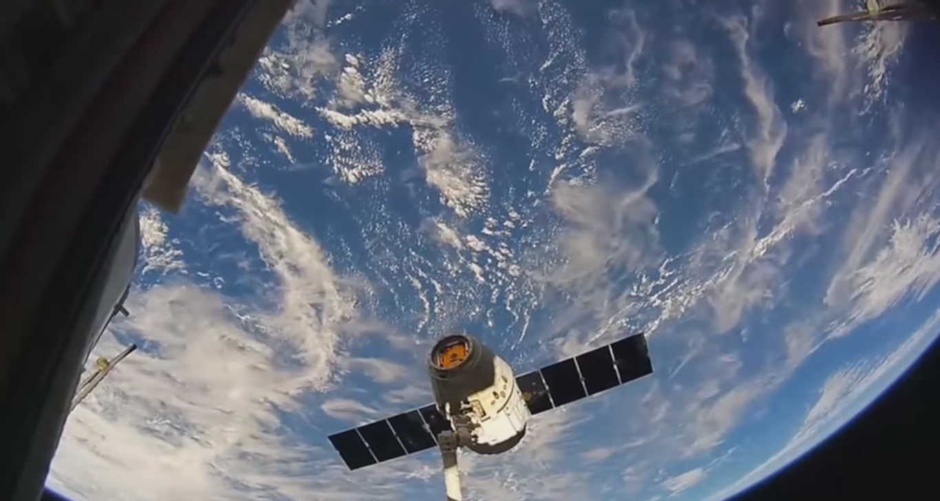 How is life at the International Space Station: Experience it in 360-degree