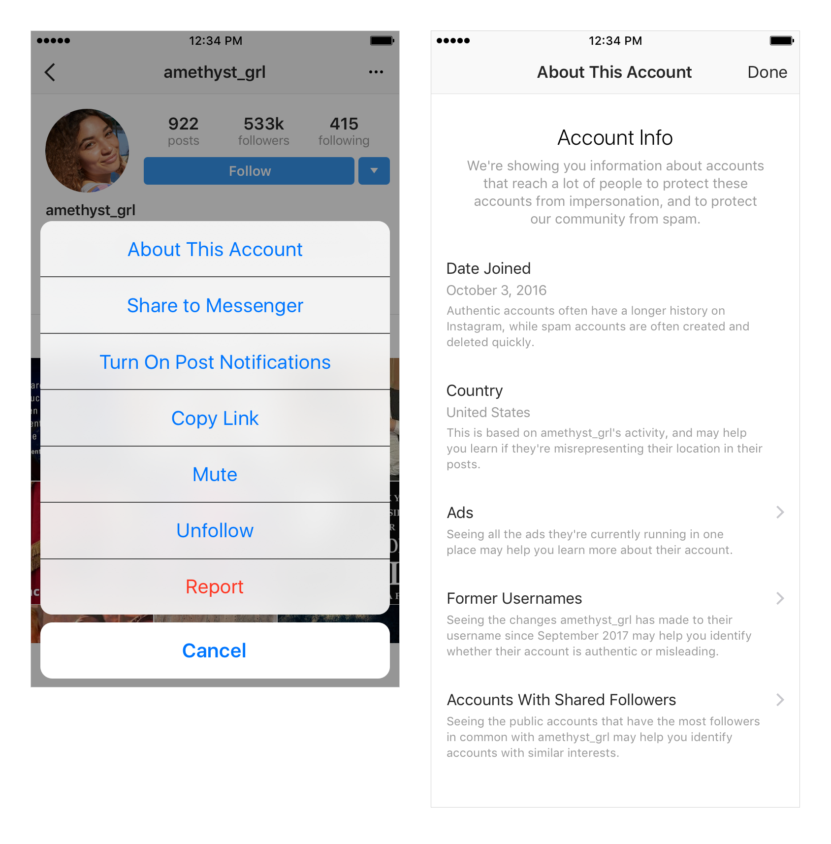 Everything you need to know about the 3 new Instagram security tools