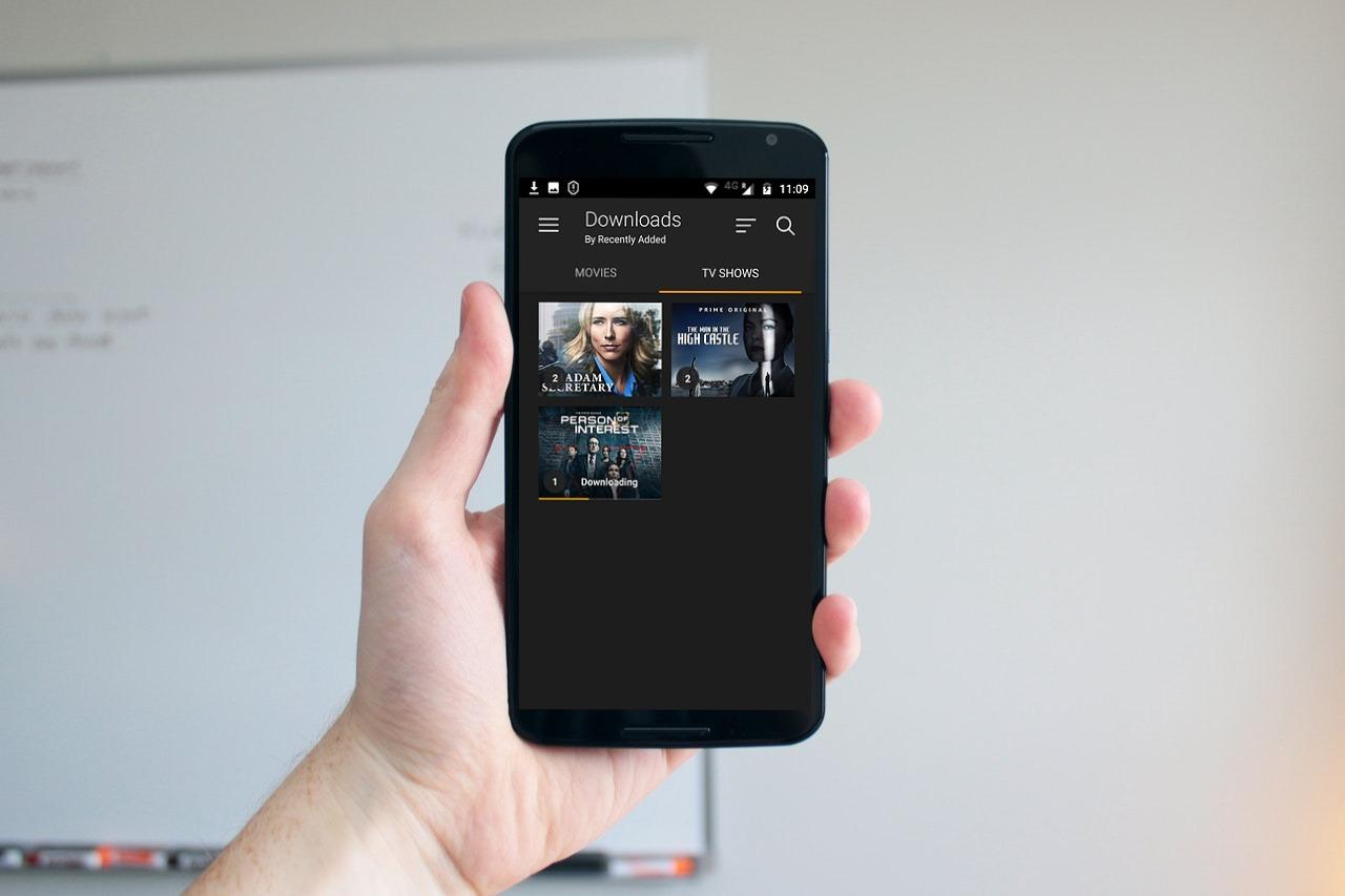 Amazon Prime Video download limit