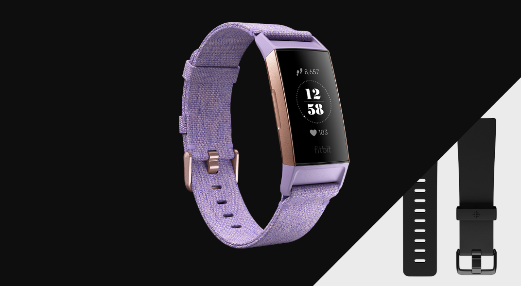 fitbit charge 3 special edition | Candid Technology