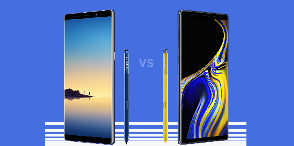 Samsung Galaxy Note9 vs Galaxy Note8: 11 key talking points