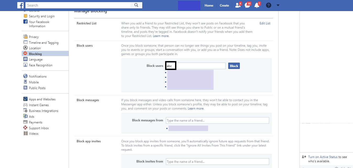 How to block someone on Facebook via PC, Android and iOS
