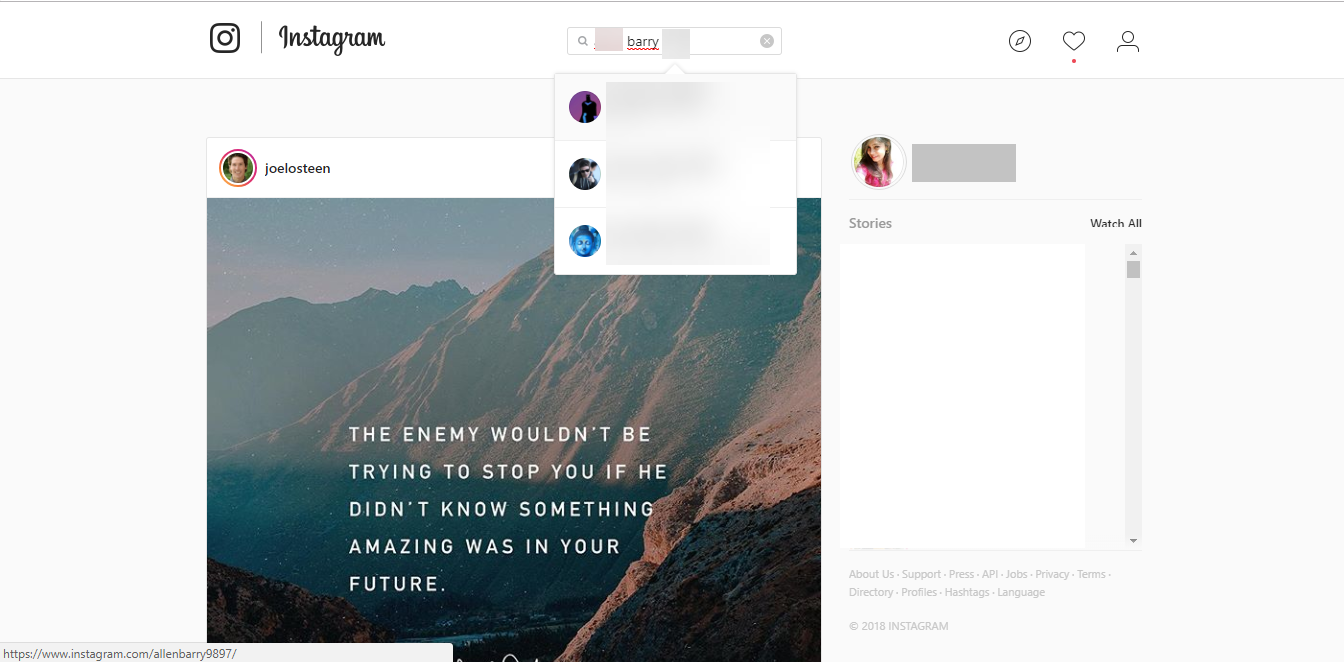 How to block someone on Instagram via PC, Android, iOS