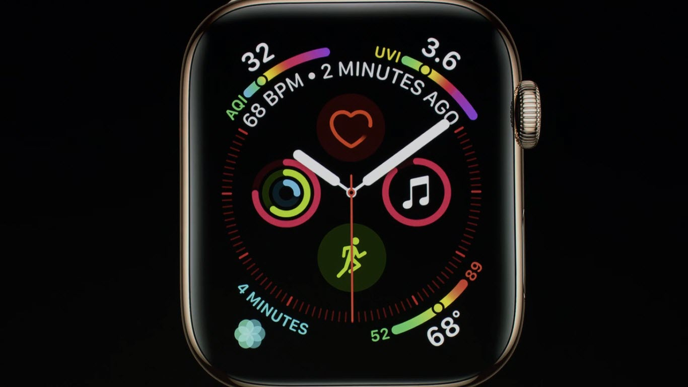 Apple iPhone and Watch to be used to track binge eating disorder