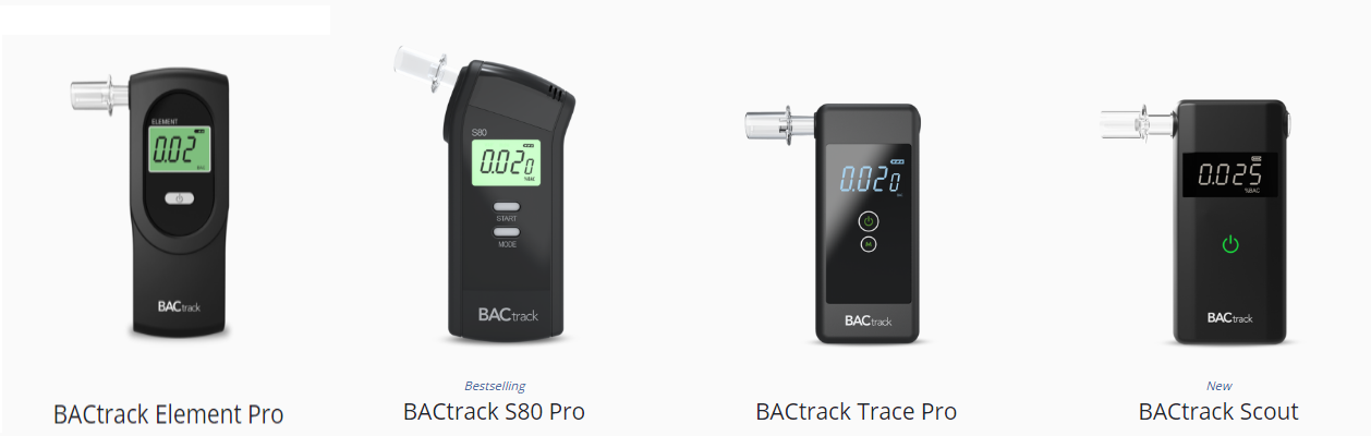 How to keep your alcohol levels in check? Use BACtrack
