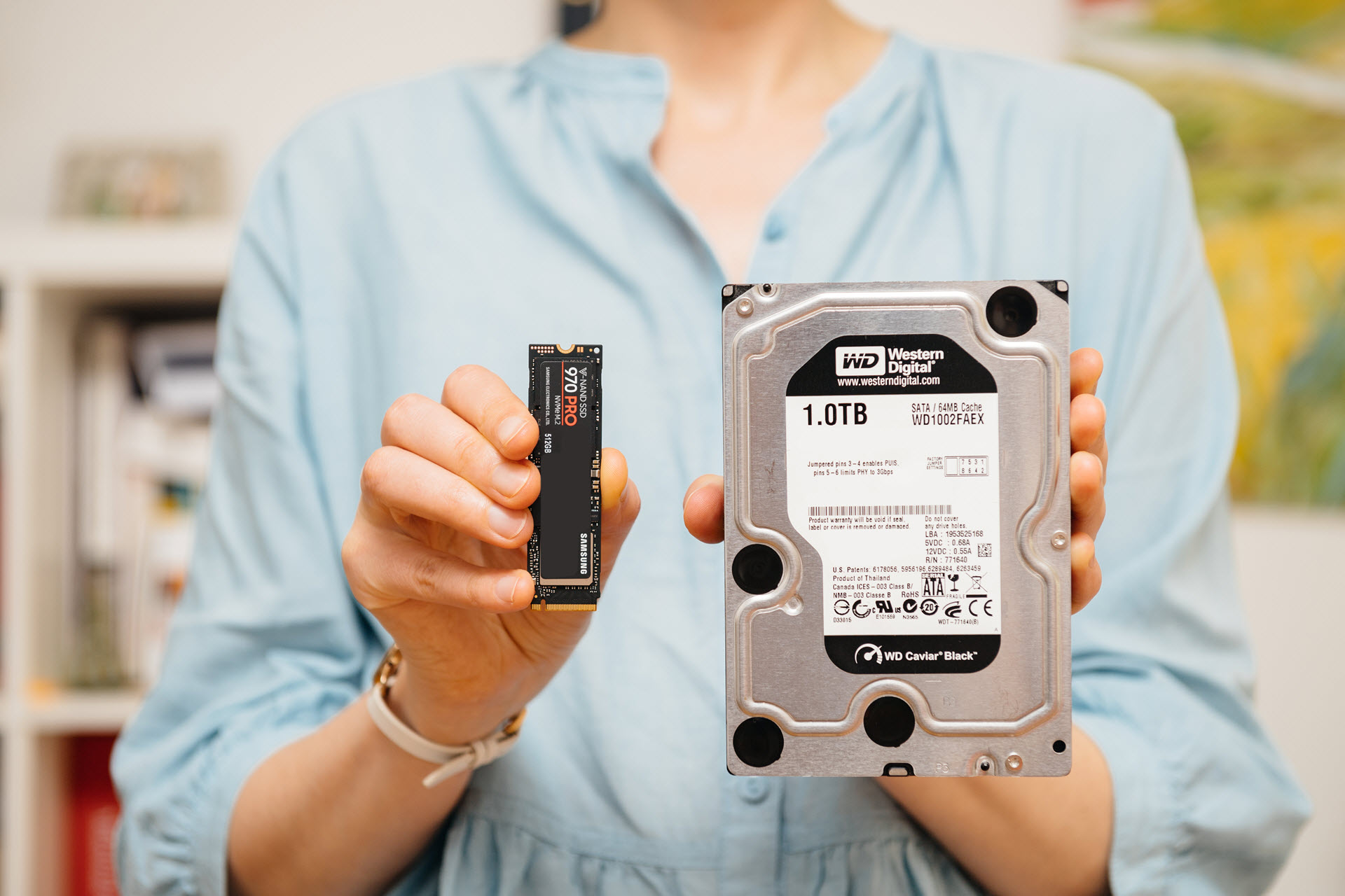 HDD vs SSD:: The battle of virtual storage devices