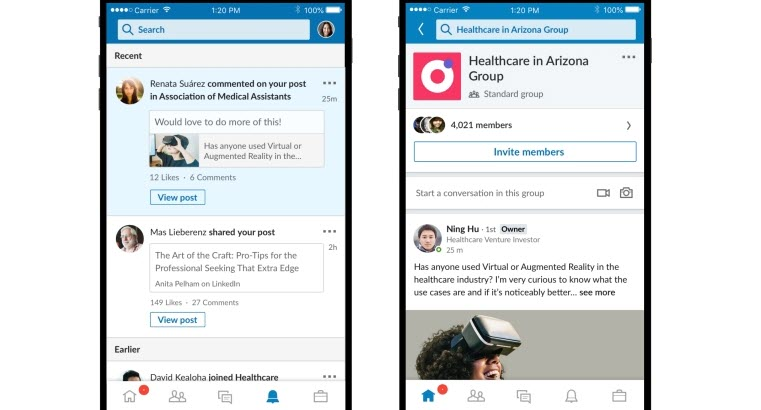 6 new updates to the LinkedIn Groups experience