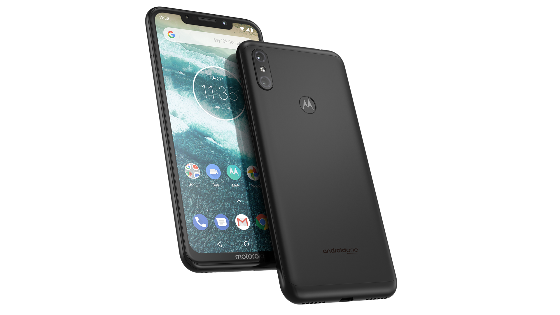 Motorola One Power: confirmed specs and features prior to official launch