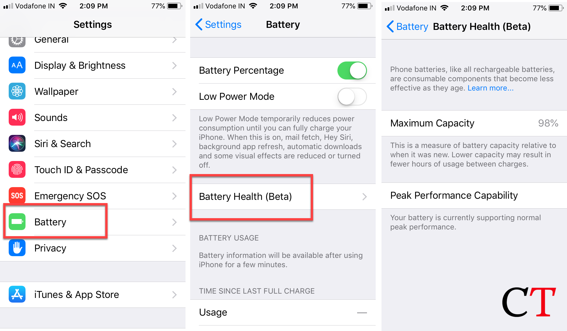 How to check your iPhone's battery health? Tips for longer battery life