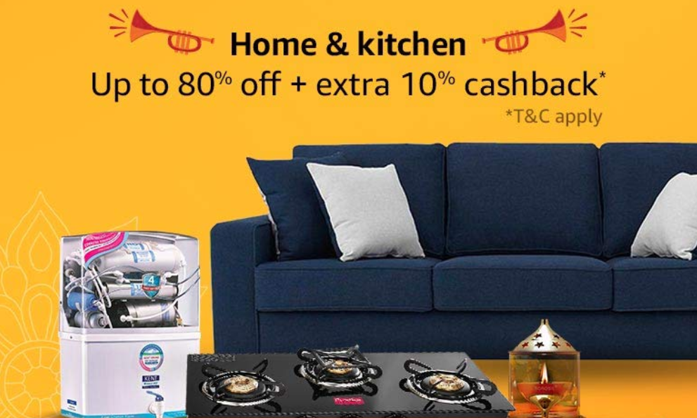 Amazon Great Indian Festival sale (October 24-28): 10 things to know