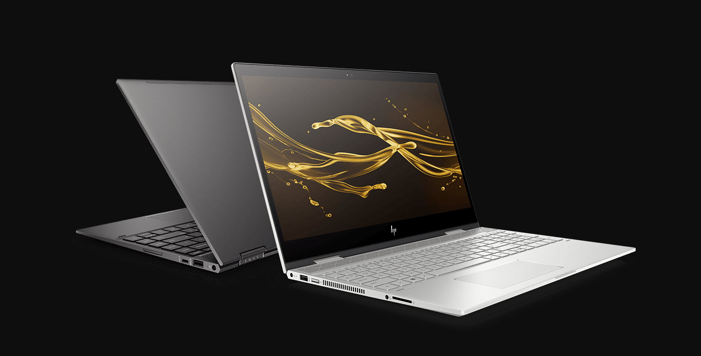 HP Envy x360 premium convertible laptop launched in India at INR 60,990