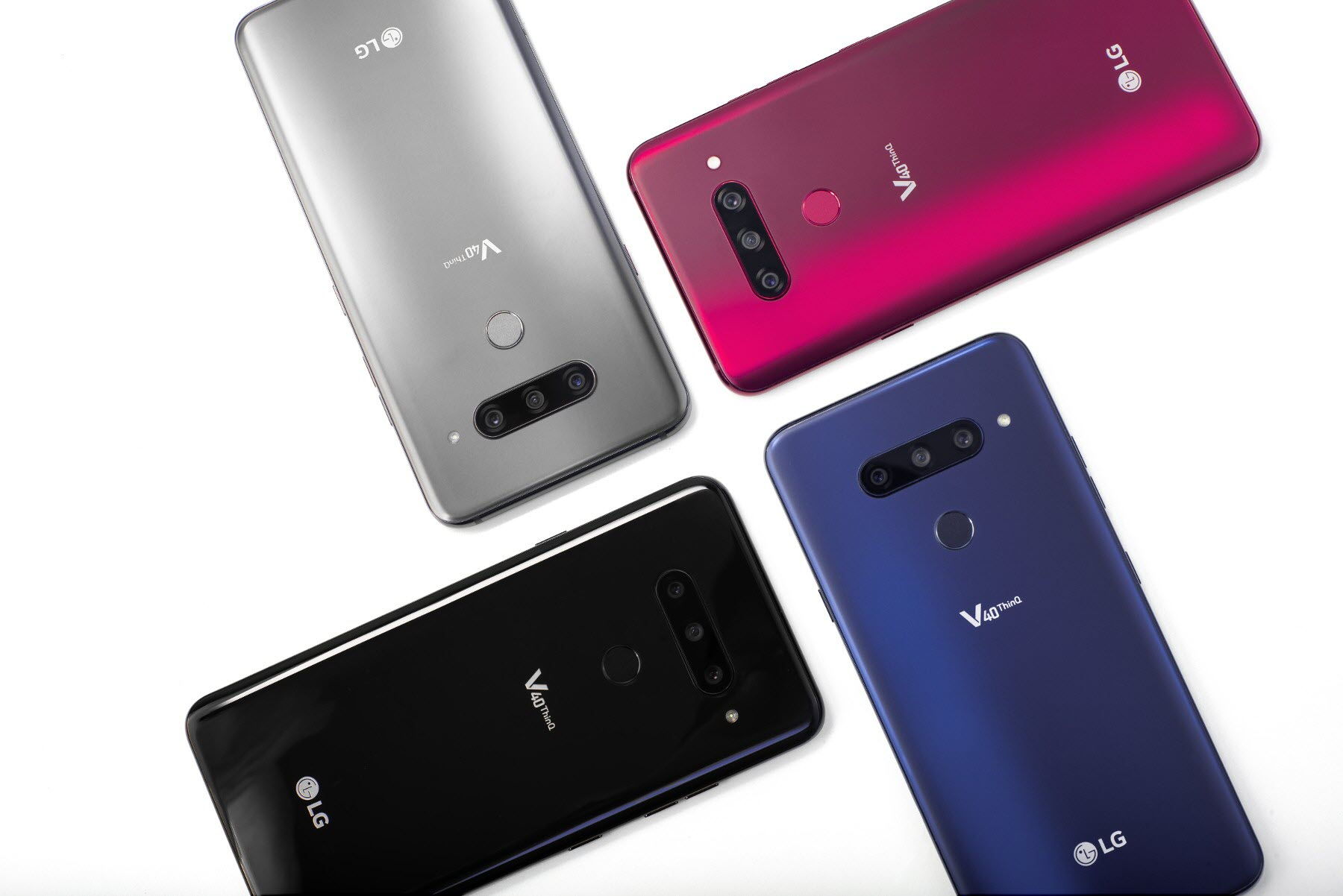 LG V40 ThinQ with a 5 camera design announced: 10 key features