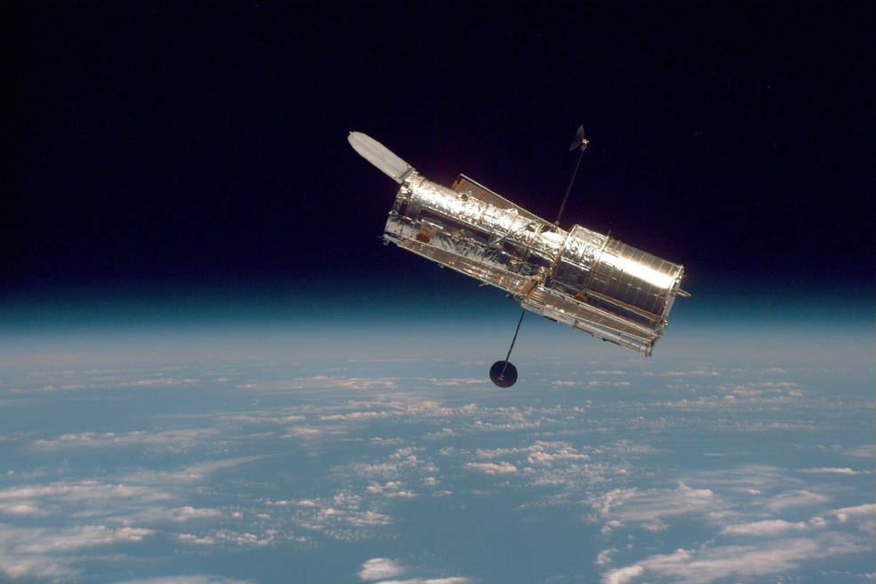 Hubble space telescope is back on track: NASA
