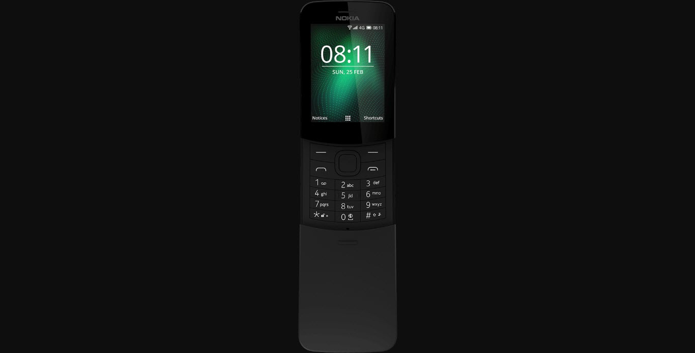 Nokia 8110 launched in India for INR 5999: 10 things to know