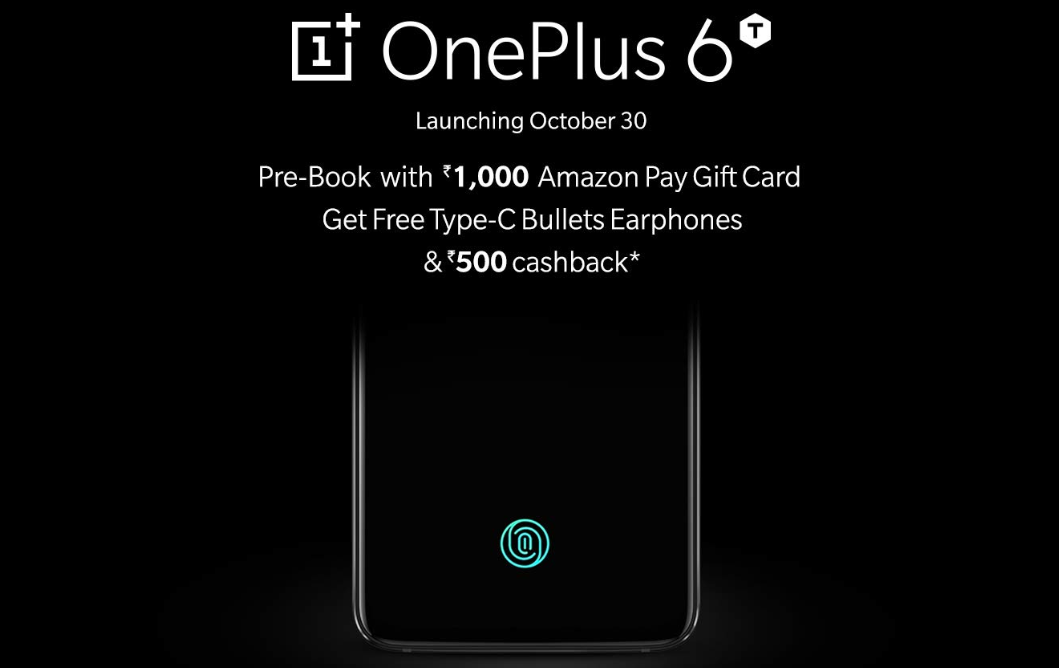 How to preorder the OnePlus 6T and get your free type-C earphones