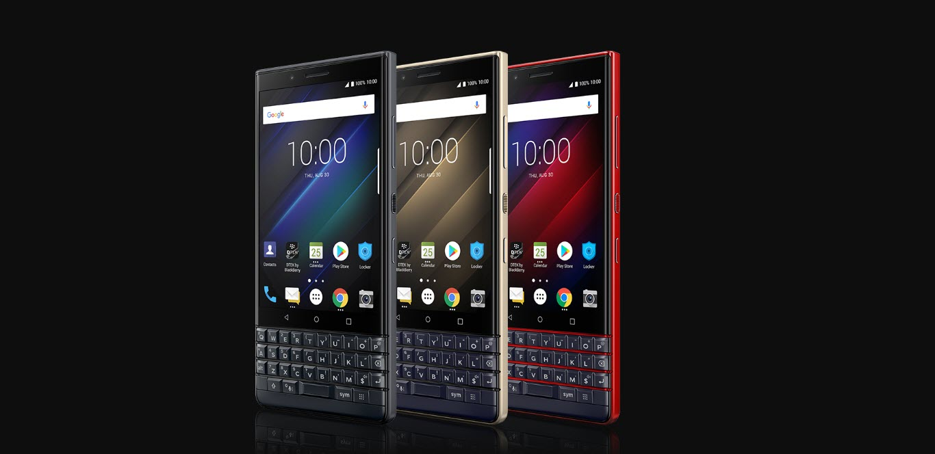 BlackBerry Key 2 LE launched in India: Price, availability and specs