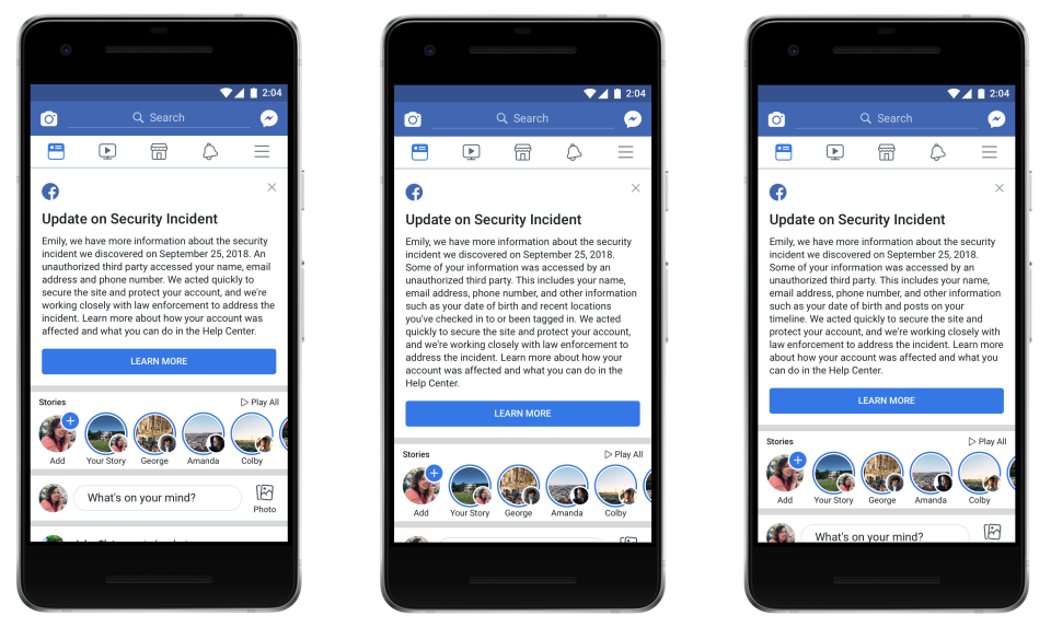 Facebook breach: 30mn profiles hacked; Find if yours was too, info leaked