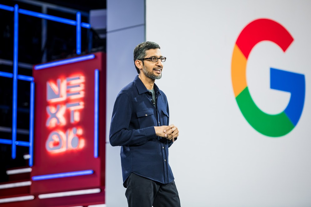 Sundar Pichai goes public about Google's 'Dragonfly' project in China