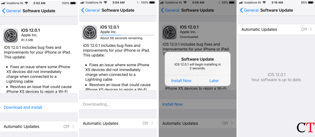 What's new in iOS 12.0.1 update: 7 things to know