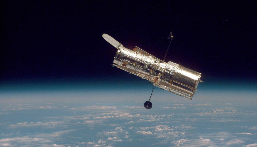 NASA's Hubble Telescope in safe mode, its science operations suspended
