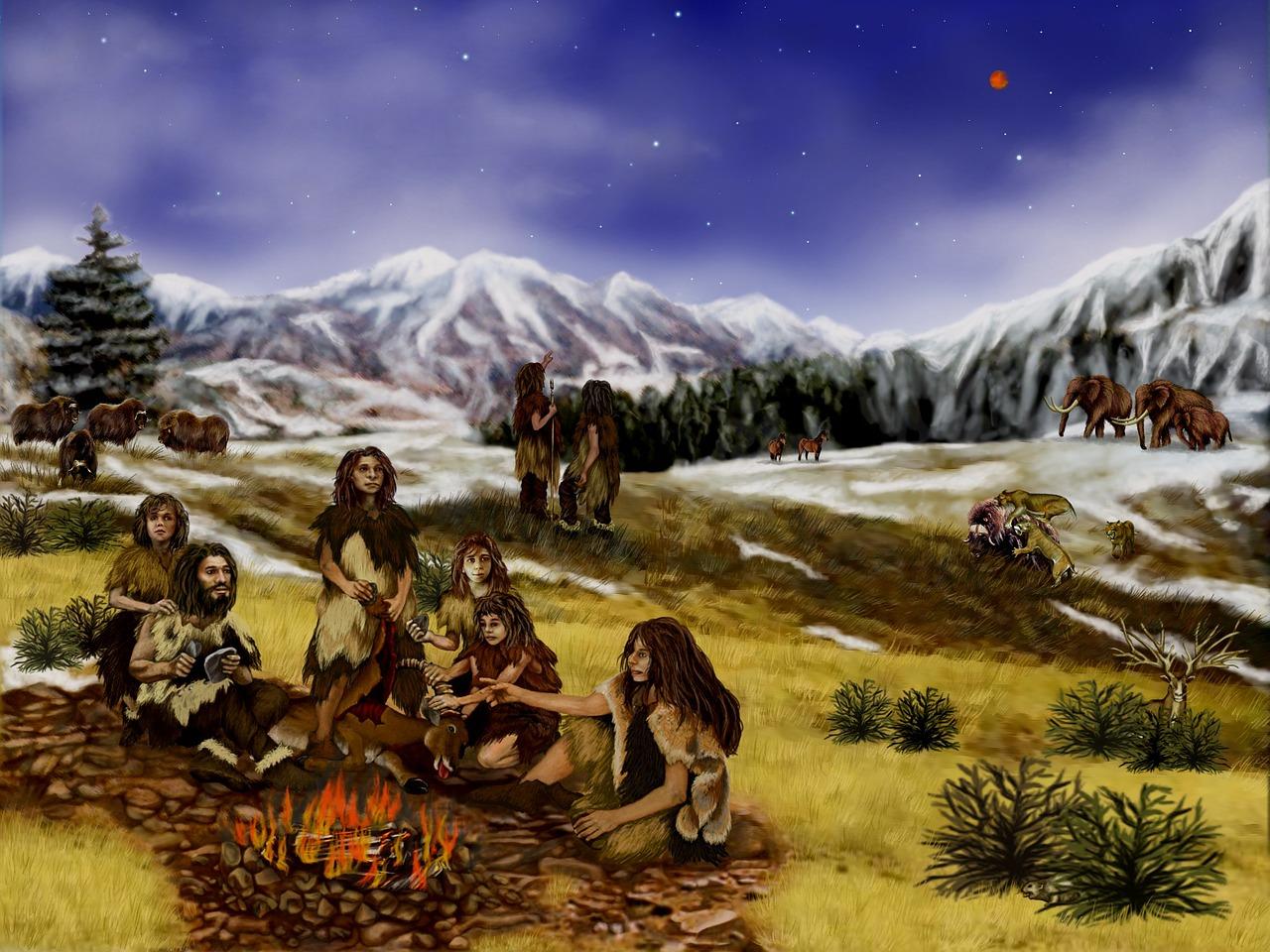 Interbreeding with Neanderthal helped humans survive flu and hepatitis
