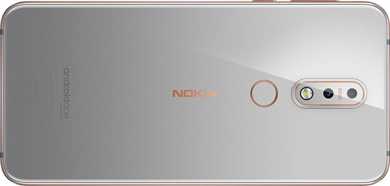 Nokia 7.1 with HDR display and Zeiss optics camera starts at €319