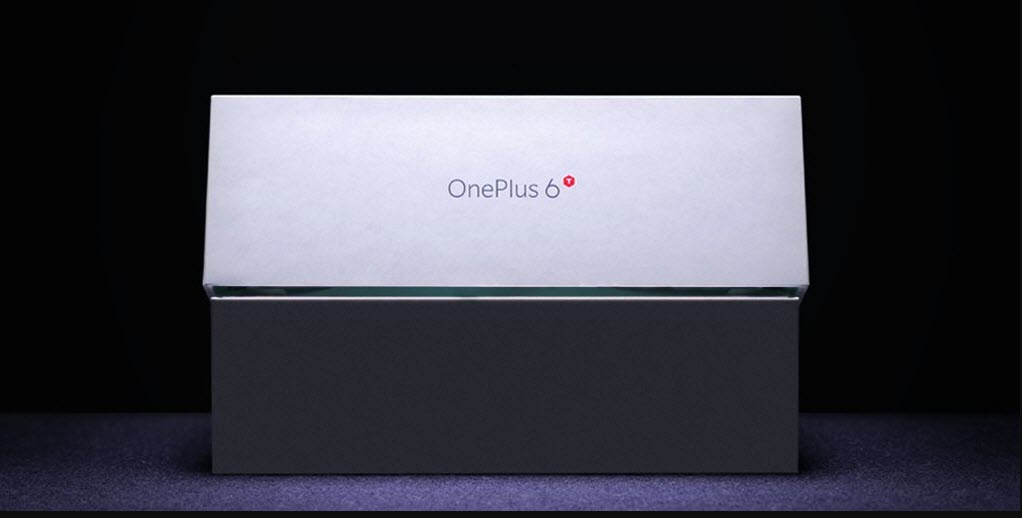 OnePlus 6T is launching in India and globally on October 30