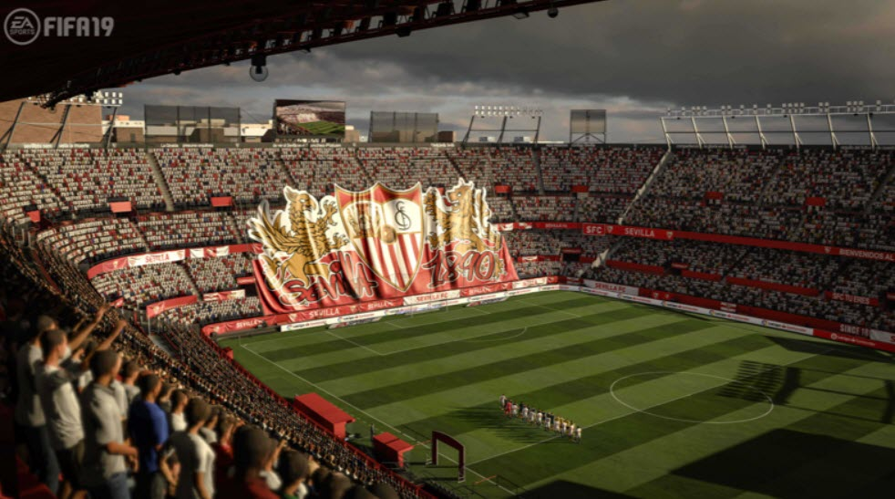 EA Sports FIFA 19: List of all the available stadiums