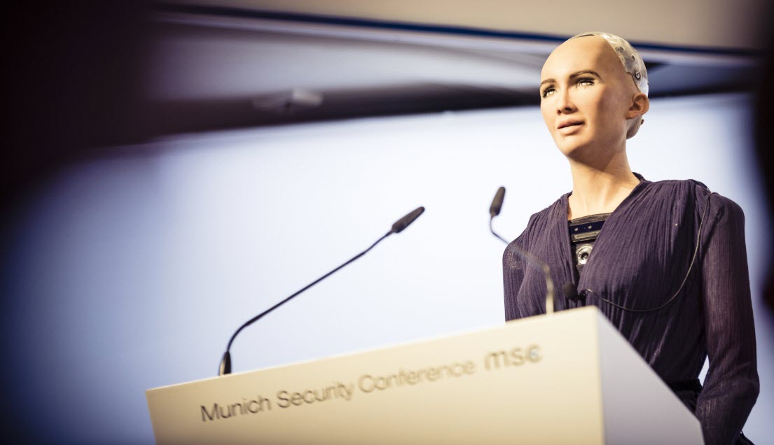Could an artificial intelligence be considered a person under the law?