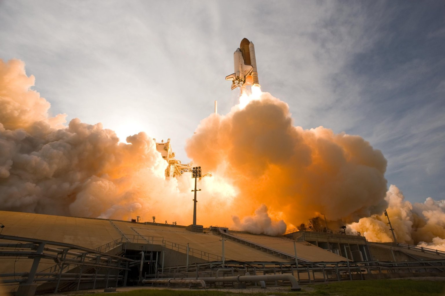 SpaceX manned mission scheduled for June 2019 and Boeing's in August