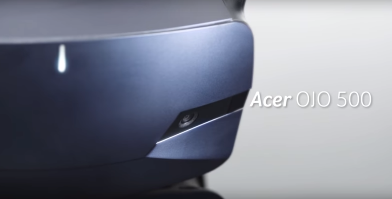 Acer OJO 500 Windows MR headset launched in India at INR 39,999