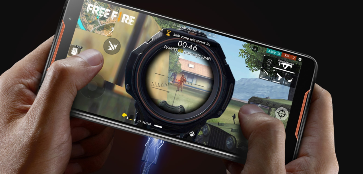 How To Play Pubg Mobile In Hdr Graphic With Any Smartphone: ASUS Flagship Gaming ROG Phone Launched In India At INR 69,999