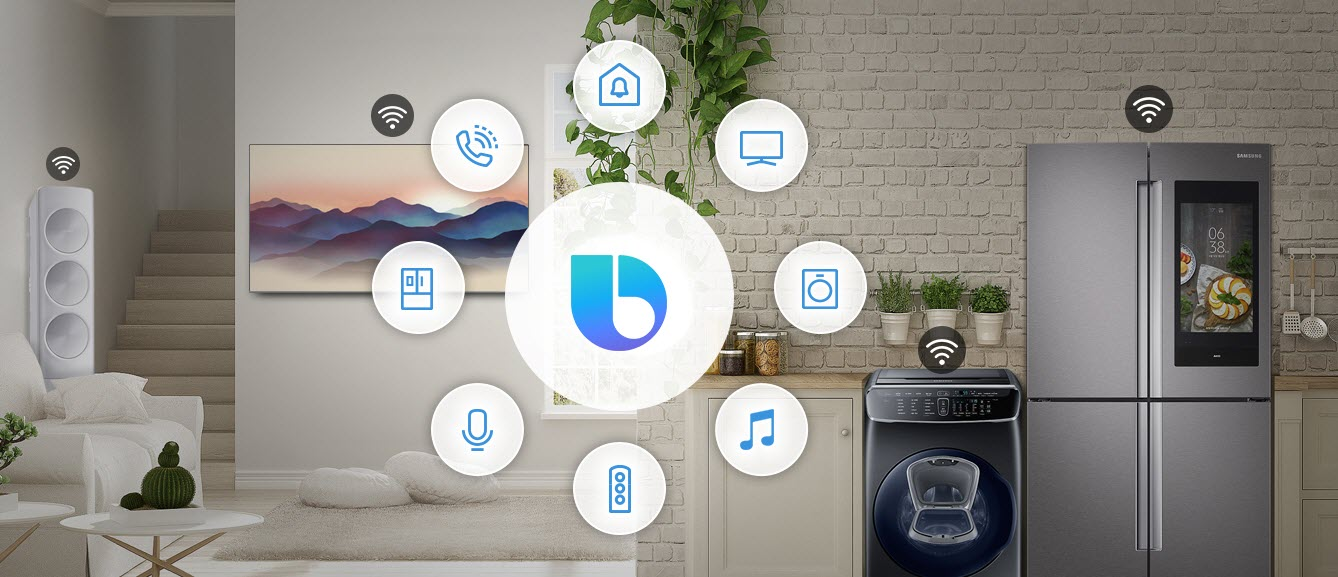 Samsung Bixby's capabilities to be expanded with third-party support