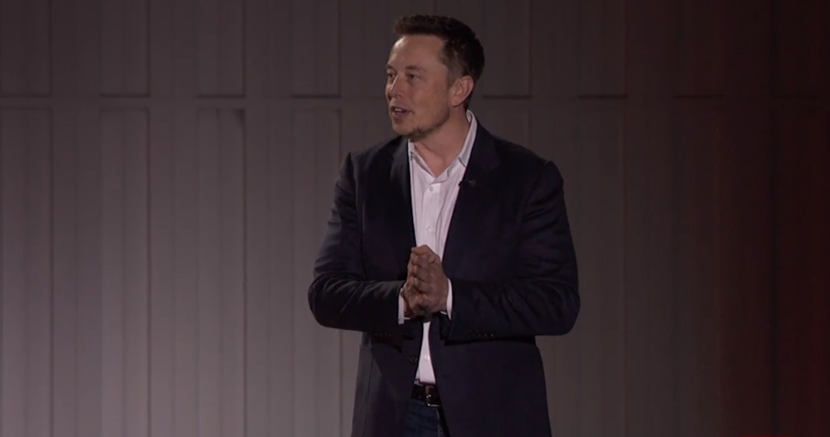 Elon Musk wants to go to Mars, even if it means losing his life