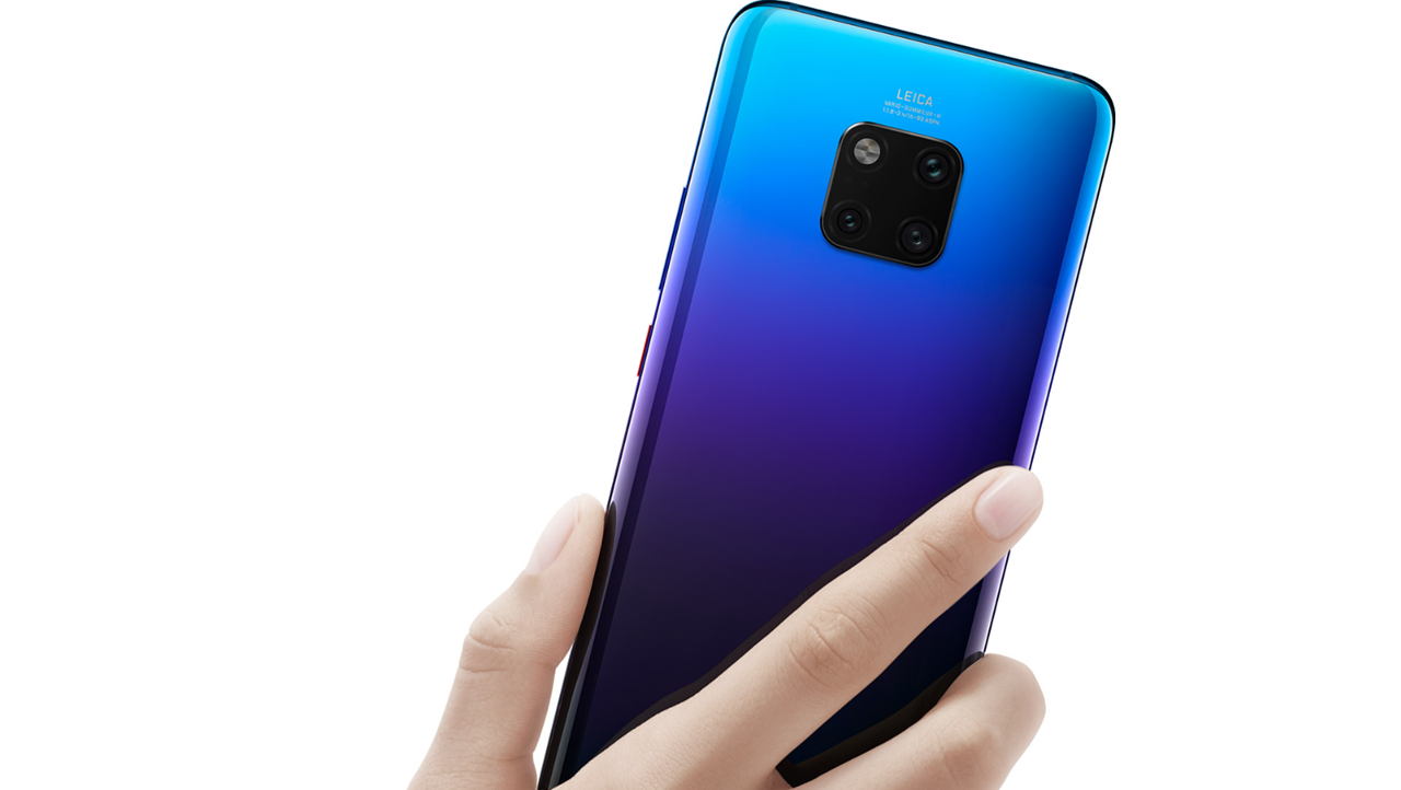Flagship Huawei Mate 20 Pro launched in India starting INR 69,990