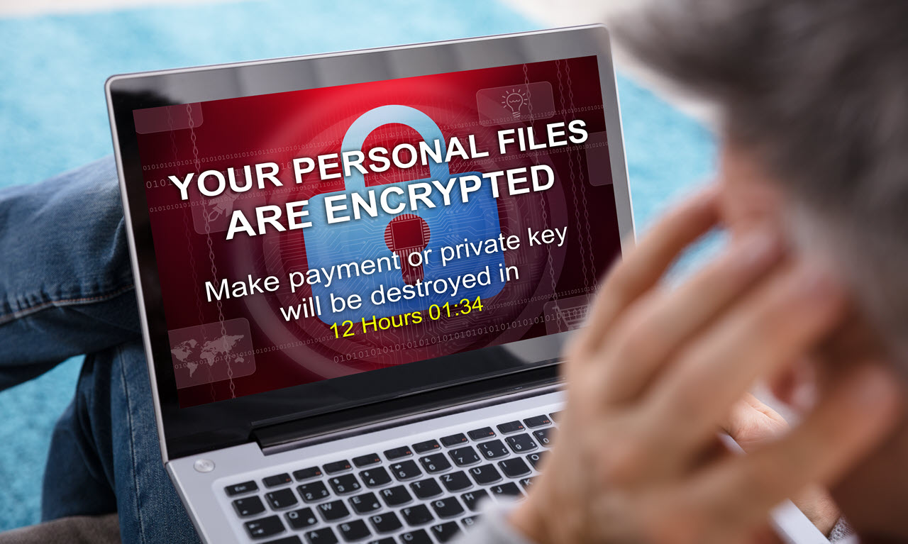 9 ways to secure your PC against ransomware attack