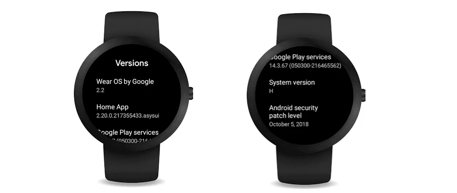 4 new features Google is bringing with the Wear OS 'H update'