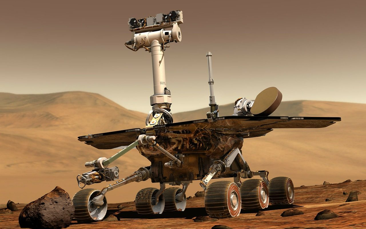 NASA Mars InSight lander aimed at learning more about Earth's history