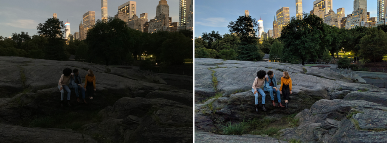 This new Google Pixel feature might make low-light photography a breeze