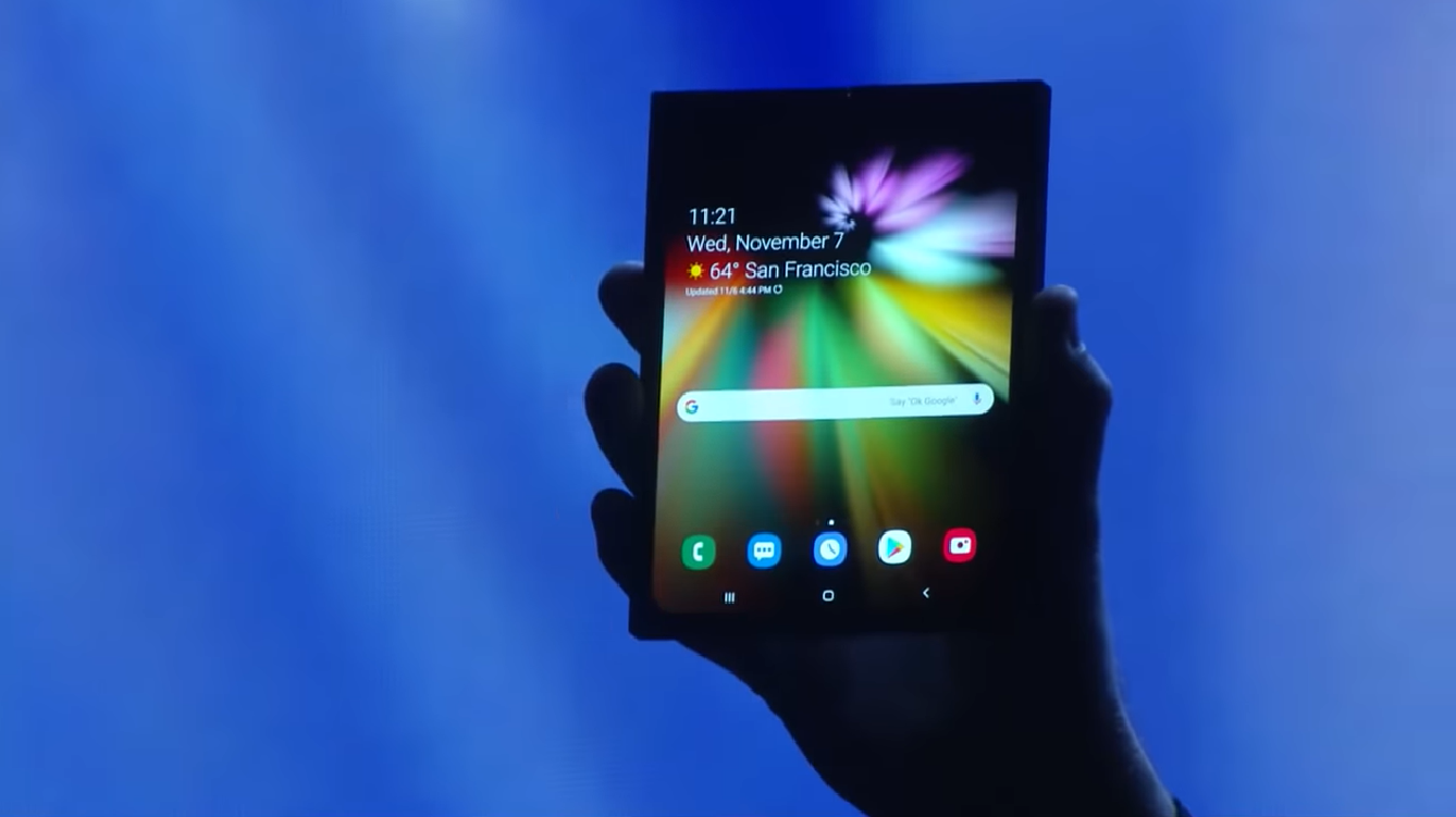 Samsung to unveil its foldable smartphone with Galaxy S10 in March 2019