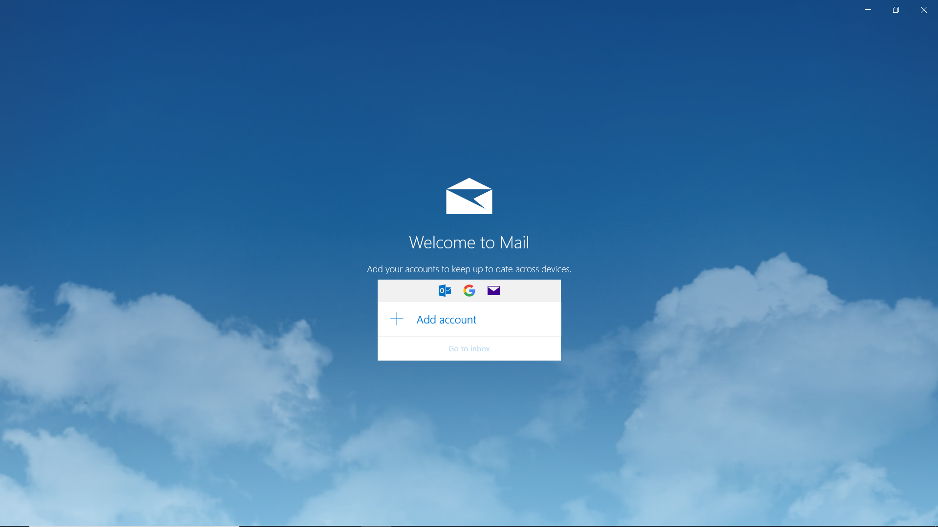 Microsoft makes a U-turn, turns off ads in Windows 10 Mail app
