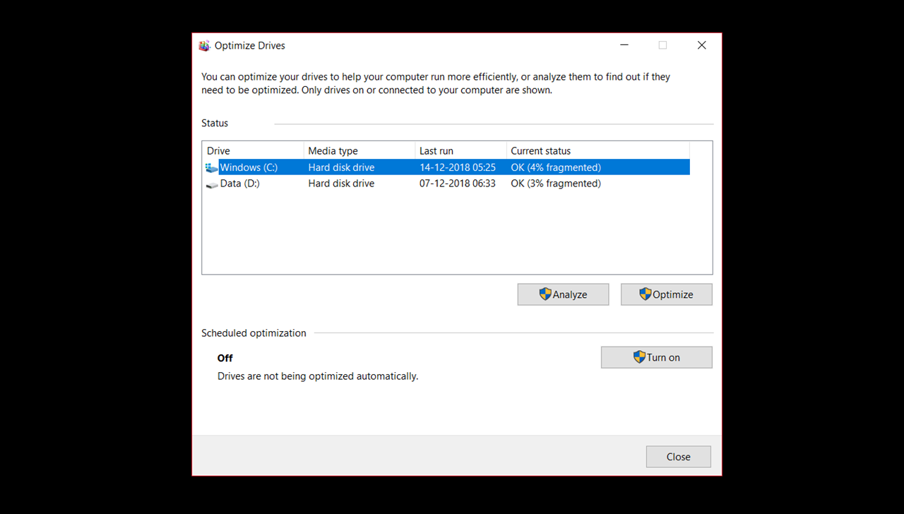What is Disk Defragmentation and why you should do it?