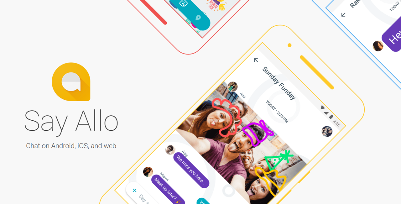 Google Allo to shut down, features being moved to Messages app
