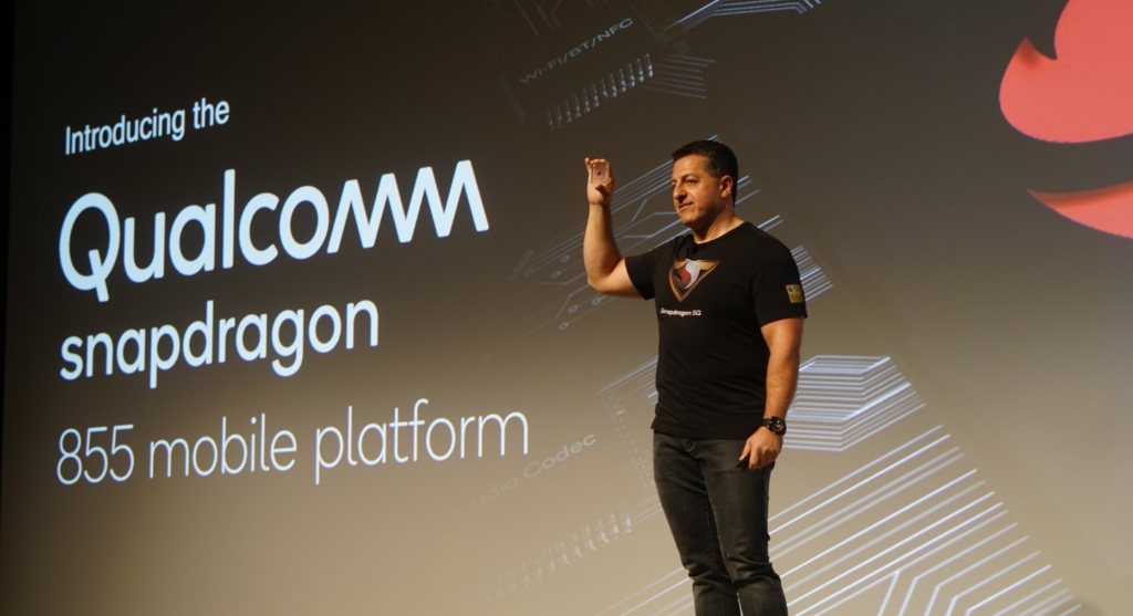 Snapdragon 855 with 5G compatibility, better AI performance unveiled