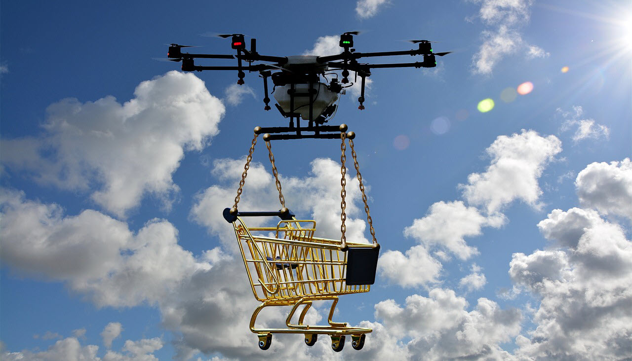Zomato might soon deliver food via drones as it acquires TechEagle