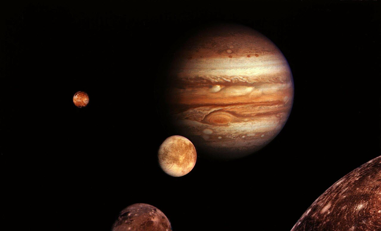 NASA's Juno mission to cross halfway to Jupiter next week