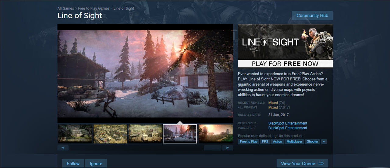 Top 10 free games on Steam that you must check out